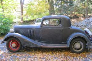 1933 Pontiac coupe Photo