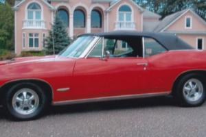1968 Pontiac GTO -- Photo