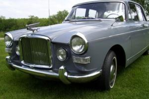 1966 Rolls-Royce Powered Vanden Plas Princess 4-Litre R
