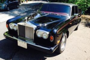 1979 Rolls-Royce Silver Shadow --