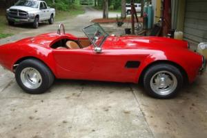 1965 Shelby cobra shelby cobra