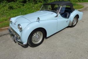 1960 Triumph TR3 TR3A