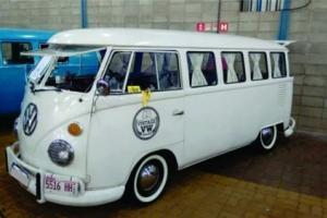 1971 Volkswagen Bus/Vanagon