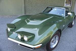 1970 Chevrolet Corvette -- Photo