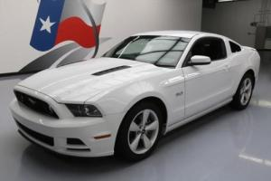 2014 Ford Mustang GT 6-SPD CRUISE CTRL ALLOYS