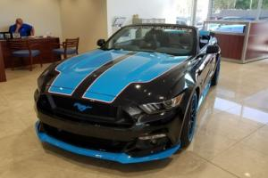 2016 Ford Mustang Richard petty's Garage addition