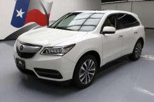 2015 Acura MDX TECHNOLOGY SUNROOF NAV HTD SEATS