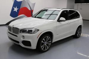 2015 BMW X5 XDRIVE50I AWD M SPORT LINE PANO NAV HUD