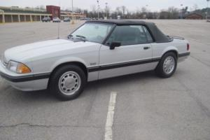 1988 Ford Mustang Fox Body