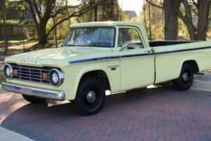 1967 Dodge Other Pickups