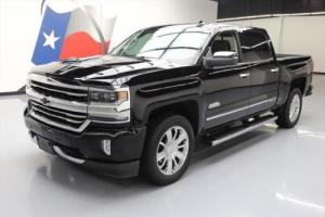 2017 Chevrolet Silverado 1500 SILVERADO HIGH COUNTRY CREW SUNROOF NAV