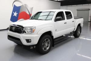 2012 Toyota Tacoma TEXAS ED DOUBLE CAB 4X4 REAR CAM