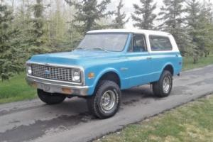 1971 Chevrolet Blazer Photo