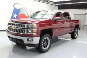 2014 Chevrolet Silverado 1500 SILVERADO LT CREW TEXAS ED 4X4 LEATHER 6PASS