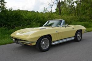 1966 Chevrolet Corvette 425 Horse