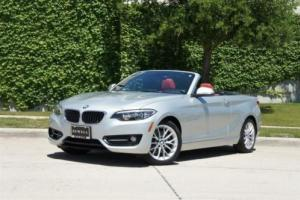2016 BMW 2-Series 228i / CONVERTIBLE Photo