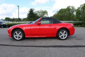 2008 Mazda MX-5 Miata 2dr Convertible Manual Sport