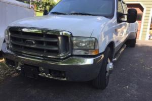 2002 Ford F-350 350 Super Duty Dully
