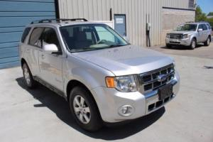 2011 Ford Escape Hybrid Limited 2.5L 4WD SUV 1Owner 30 mpg