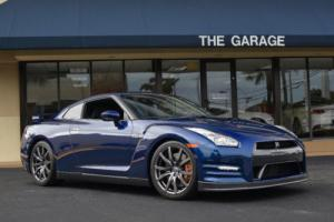 2014 Nissan GT-R 2dr Coupe Premium Photo