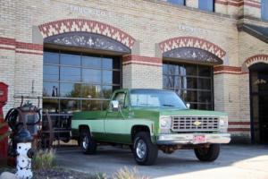 1976 Chevrolet Other Pickups Scottsdale