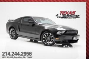 2011 Ford Mustang 5.0 GT Premium California Special