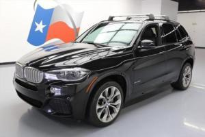 2014 BMW X5 XDRIVE50I AWD M-SPORT PANO ROOF NAV HUD