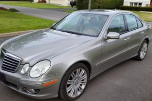 2008 Mercedes-Benz E-Class Photo