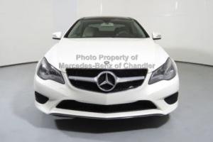 2014 Mercedes-Benz E-Class 2dr Coupe E350 RWD