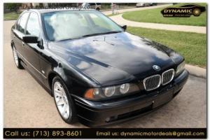 2003 BMW 5-Series 525iA