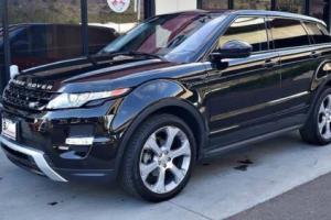 2015 Land Rover Range Rover Dynamic
