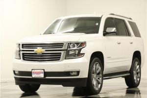 2016 Chevrolet Tahoe LTZ Photo