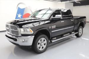 2015 Dodge Ram 2500 LTD DIESEL 4X4 SUNROOF NAV 20'S