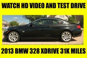 2013 BMW 3-Series 328i xDrive