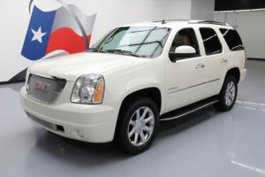 2014 GMC Yukon DENALI 7-PASS SUNROOF NAV DVD 20'S