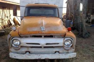 1956 Ford Other Pickups N/A