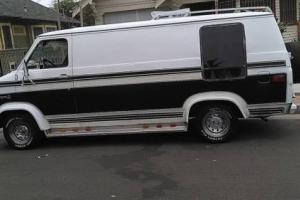 Chevyvan V8 Chev Motorhome COOL