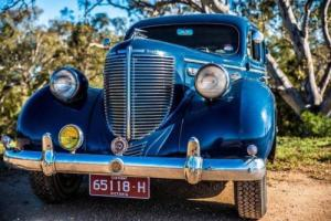 1938 Chrysler Royal Photo