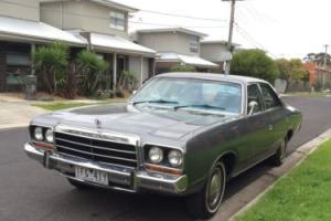 Chrysler CM Regal Hemi 1979, suit Valiant Charger or coupe buyer
