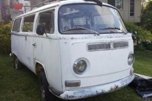 1971 VW KOMBI  WESTFALIA CAMPER - Rare