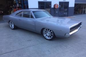 1968 DODGE CHARGER UNFINISHED HEMI 426 PROJECT