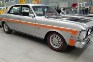 FORD FALCON XW GT THEMED SILVER FOX ! AUTO  302 v8 auto  relisted due to phantom Photo
