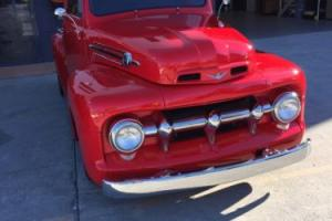 1952 FORD F1 NEW BUILD COYOTE 5.0 CONVERSION 5 SPEED TREMEC Photo