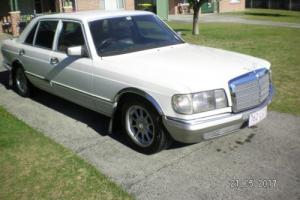 Mercedes Benz 380 SEL Sedan 1982 V8 Auto. Located Iluka NSW 2466. BARGAIN !