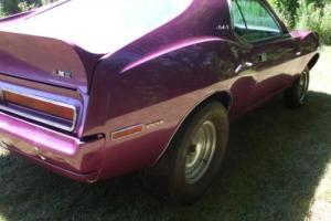 1971 AMC Javelin Photo