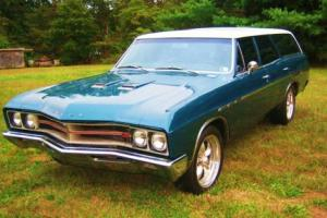 1967 Buick Special Deluxe Station Wagon