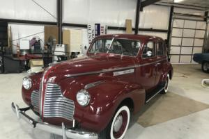 1940 Buick Other eight