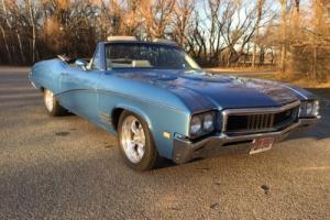 Buick: Skylark GS350 TRIBUTE CONVERTIBLE $19,995.00 U.S.