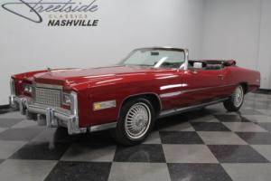 1975 Cadillac Eldorado Convertible Photo