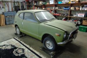 1972 Honda 600 coupe